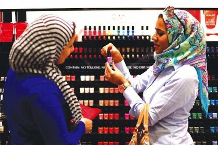 DUBAI – Breathable nail polish a hit with Muslim women | SimplyHalal ...